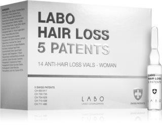Labo Hair Loss 5 Patents Интензивна грижа против косопад