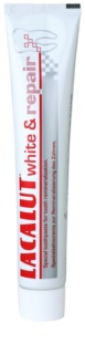 Lacalut White & Repair dentifricio per ripristinare lo smalto dei denti