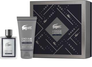 Lacoste L'Homme Lacoste Timeless poklon set za muškarce