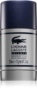 Lacoste L'Homme Lacoste Intense déodorant stick pour homme