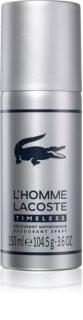 Lacoste L'Homme Lacoste Timeless dezodorans u spreju za muškarce