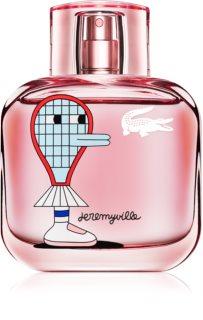 Lacoste Eau de Lacoste L.12.12 Pour Elle Sparkling x Jeremyville toaletna voda za žene
