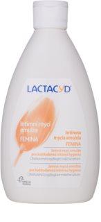 Lactacyd Femina emulsão apaziguadora para higiene íntima