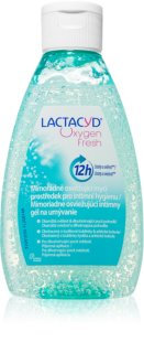 Lactacyd Oxygen Fresh освіжуючий очищуючий гель для інтимної гігієни