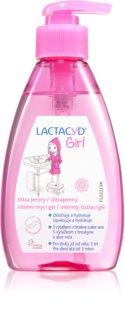 Lactacyd Girl делікатний очищуючий гель для інтимної гігієни