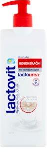 Lactovit LactoUrea Regenerating Body Milk With Pump