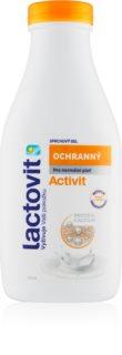 Lactovit Activit schützendes und beruhigendes Duschgel