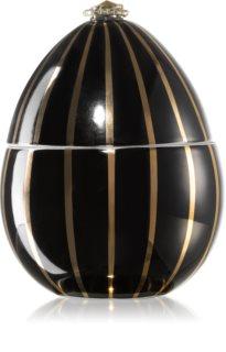 Ladenac Faberger Huevo Golden Lines Black αρωματικό κερί
