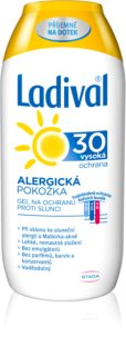 Ladival Allergic loção protetora gel - creme contra as alergias ao sol SPF 30
