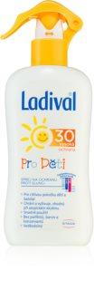 Ladival Kids слънцезащитен спрей за деца SPF 30