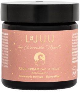 Lajuu Face & Neck serum brązujące przeciw zmarszczkom