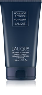 Lalique Hommage À L'Homme Voyageur Duschgel für Herren