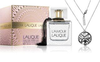 Lalique L'Amour set cadou IV. pentru femei