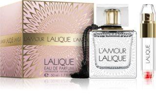 Lalique L'Amour set cadou V. pentru femei