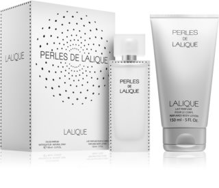 Lalique Perles de Lalique Gift Set IV. for Women