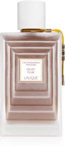 Lalique Les Compositions Parfumées Velvet Plum Eau de Parfum voor Vrouwen