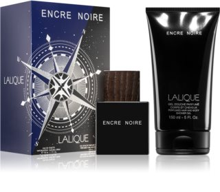 Lalique Encre Noire Gift Set V. for Men