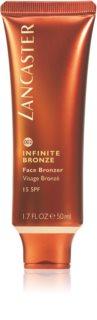 Lancaster Infinite Bronze Face Bronzer gel facial bronceador SPF 15