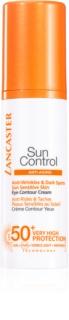 Lancaster Sun Control ochranný opaľovací krém na očné okolie SPF 50+