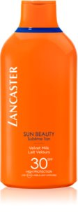 Lancaster Sun Beauty Velvet Milk мляко за загар  SPF 30