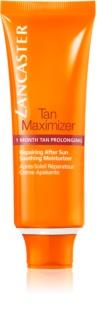Lancaster Tan Maximizer Soothing Moisturizer crema hidratante calmante para prolongar el bronceado para el rostro