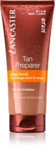 Lancaster Tan Preparer tělový peeling