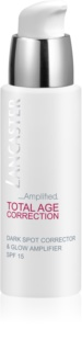 Lancaster Total Age Correction _Amplified sérum iluminador antirrugas anti-manchas de pigmentação
