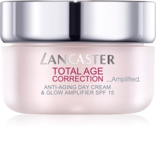 Lancaster Total Age Correction _Amplified crema giorno antirughe illuminante
