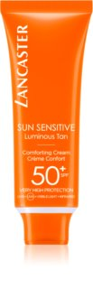 Lancaster Sun Sensitive Comforting Cream crema solar facial SPF 50+