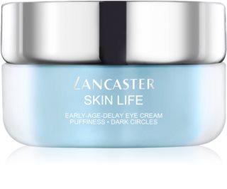 Lancaster Skin Life protivráskový očný krém redukujúci opuchy a tmavé kruhy