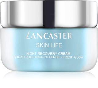 Lancaster Skin Life възстановителен нощен крем