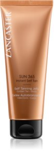 Lancaster Sun 365 Self Tanning Jelly Self Tan Gel for Body