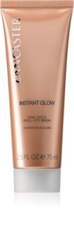 Lancaster Instant Glow Pink Gold Peel-Off Mask masque peel-off éclat et hydratation