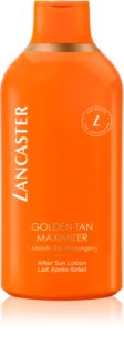 Lancaster Golden Tan Maximizer After Sun Lotion Bodylotion  Verlengd de Bruining