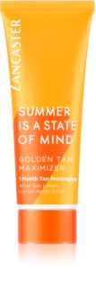 Lancaster Golden Tan Maximizer After Sun Lotion Summer Collection latte corpo prolungatore d'abbronzatura
