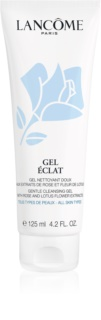Lancôme Gel Éclat Gentle Cleansing Gel with Rose and Lotus Flower Extracts