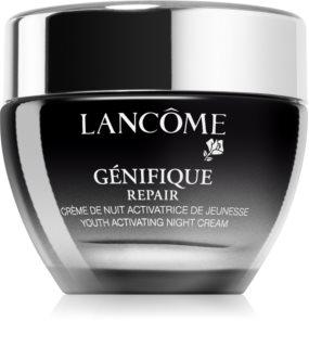 Lancôme Génifique нощен подмладяващ крем  за всички типове кожа на лицето