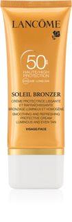 Lancôme Soleil Bronzer crème solaire anti-âge SPF 50