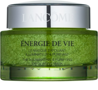Lancôme Énergie de Vie Eksfolierende maske til alle hudtyper Inklusiv sensitiv