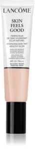 Lancôme Skin Feels Good make-up pre prirodzený vzhľad s hydratačným účinkom
