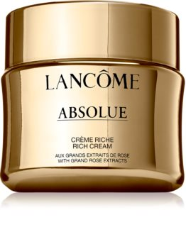 Lancôme Absolue nährende Regenerationscreme mit Rosenextrakt