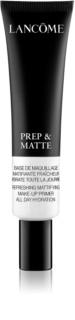 Lancôme Prep&Matte Primer mattierende Make-up-Foundation mit Feuchtigkeitswirkung
