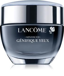 Lancôme Génifique Advanced glättende Augencreme gegen das Altern der Haut und zur Festigung der Haut