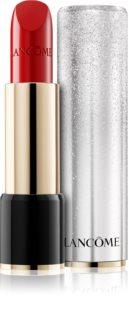 Lancôme L'Absolu Rouge Cream barra de labios con textura de crema