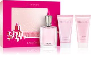 Lancôme Miracle lote de regalo para mujer