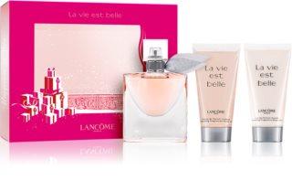 Lancôme La Vie Est Belle set cadou I. (pentru femei)