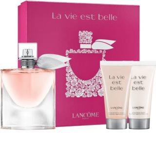 Lancôme La Vie Est Belle coffret XIl. para mulheres