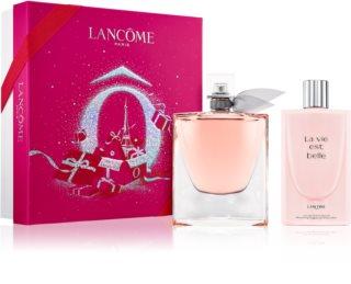 Lancôme La Vie Est Belle coffret IV. para mulheres