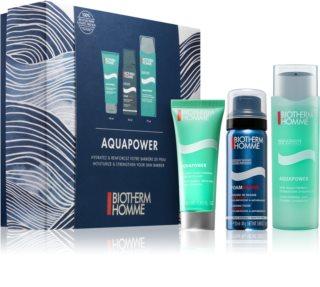 Biotherm Homme Aquapower darčeková sada (na tvár a fúzy) pre mužov