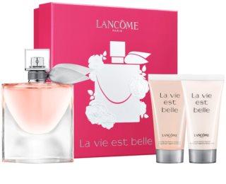Lancôme La Vie Est Belle ajándékszett VIII. hölgyeknek